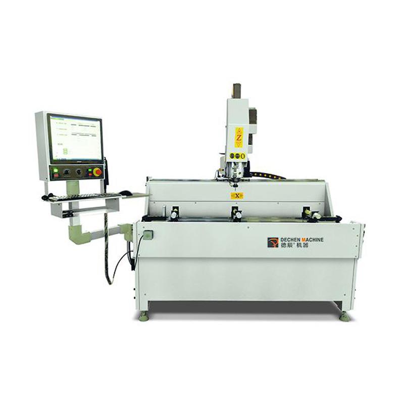 鋁型材小型三軸加工中心(DSK-CNC-1500)
