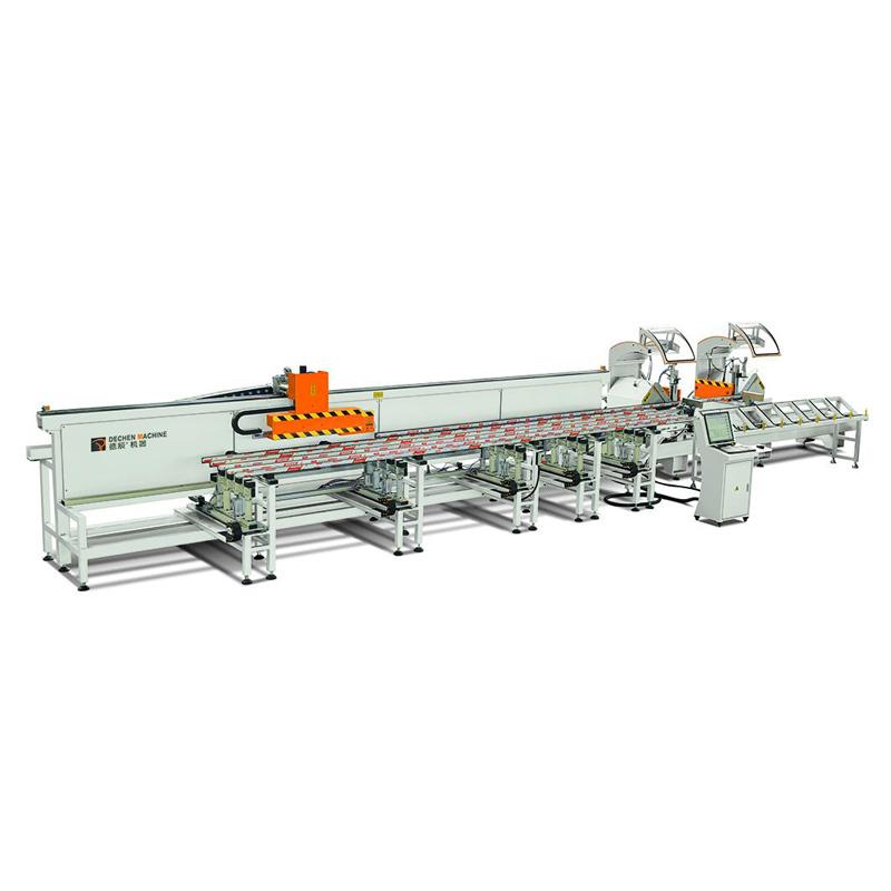 鋁型材數控鋸切加工中心(DLJZDA-CNC-4000)