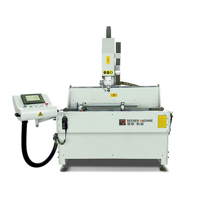 鋁型材高速數控鉆銑床(DSK-CNC-1200)
