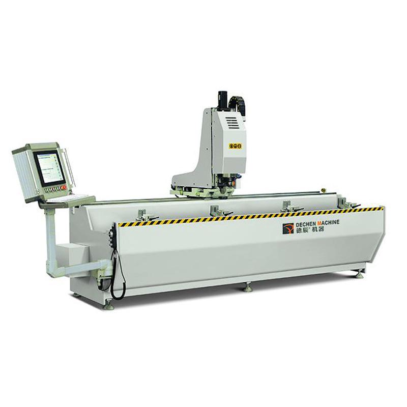 鋁型材數控鉆銑床 (DSK-CNC-3500)
